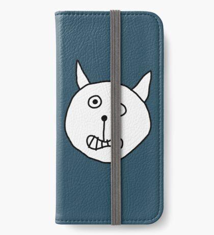 Alric (the Wonder Cat) iPhone Wallet