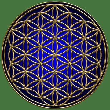 Flower of Life by doktorj