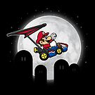 Mario Race Home by theartofm