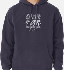 More Than One Way to Spell a Word Pullover Hoodie