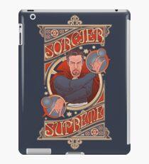 SORCIER SUPRÊME iPad Case/Skin
