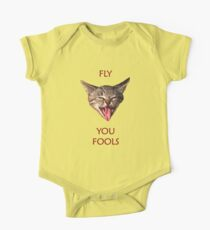 Fly you Fools One Piece - Short Sleeve