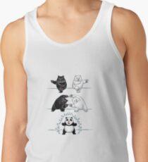 Panda Fusion T-Shirt