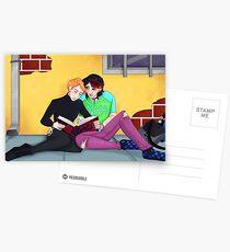 MySpace Postcards
