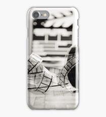 Clapperboard & Film iPhone Case/Skin