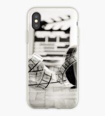 Clapperboard & Film iPhone Case