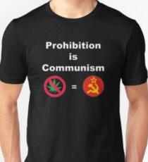 Prohibition is Communism T-Shirt