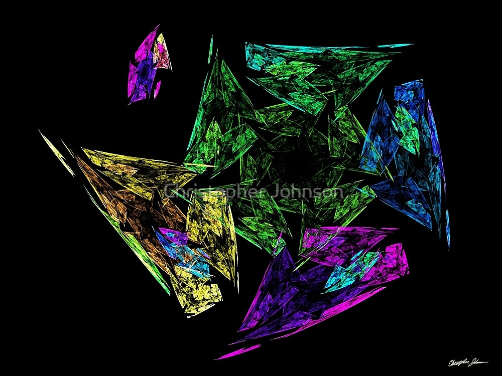 Satellite by Christopher Johnson