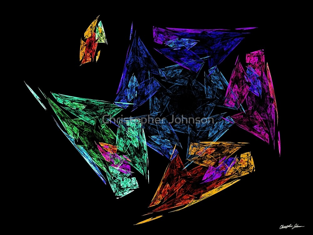 Satellite 2 by Christopher Johnson