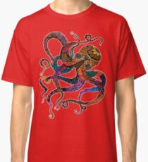 Electric Octopus Classic T-Shirt