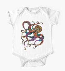 Electric Octopus Kids Clothes