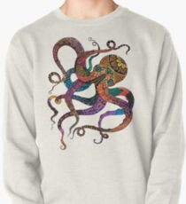 Electric Octopus Pullover