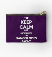 KEEP CALM, XANDER Studio Pouch