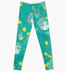 Folksy Flappers Leggings
