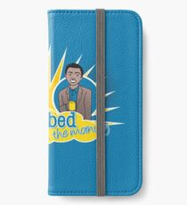 Troy and Abed in the Morning iPhone Wallet/Case/Skin