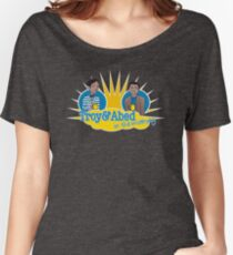 Troy and Abed in the Morning Women's Relaxed Fit T-Shirt