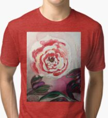 Mother's Day Flowers, Flowers That Will Last Forever Tri-blend T-Shirt