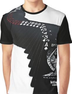 Playing Cards Graphic T-Shirt