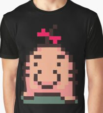 Ness Mr. Saturn Shirt Graphic T-Shirt