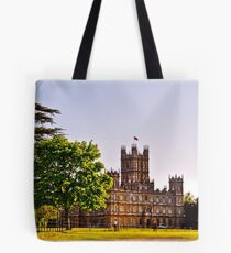 Highclere Castle Tote Bag