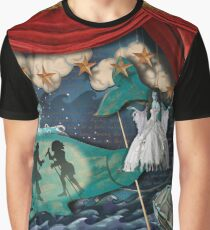 Diorama Folk Music Graphic T-Shirt