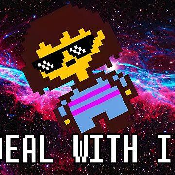 Deal With It by JJCrane