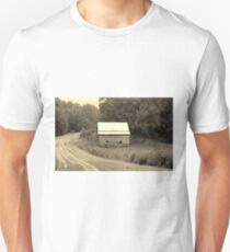 Old House In The Mountains Unisex T-Shirt