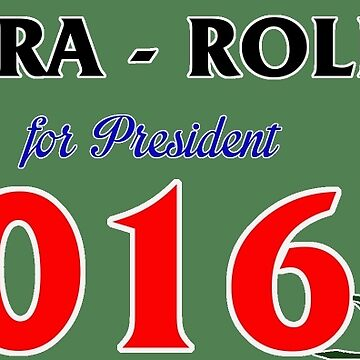 Biafra/Rollins for President 2016 by doktorj