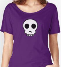 Goofy skull Women's Relaxed Fit T-Shirt