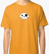 Mushroom Skull - small Classic T-Shirt