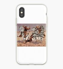 American Pastimes  iPhone Case