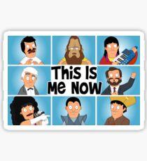 The Gene Bunch Sticker