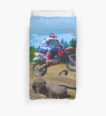 Top of the Hill Duvet Cover