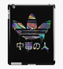 Süchtiger holographisch iPad-Hülle & Klebefolie