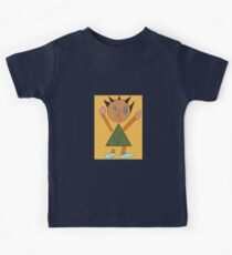 Geometric Girl Kids Clothes