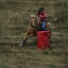 I Dream of Barrel Racing by Skye Ryan-Evans