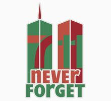 7-11 Never Forget by s2ray