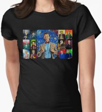 The Doctor of the Universe - The Promise Women's Fitted T-Shirt