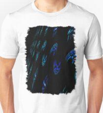 Prints 3 Blue Turquoise Unisex T-Shirt
