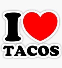 st%2Csmall%2C215x235 pad%2C210x230%2Cf8f8f8.lite 1 i love tacos stickers redbubble