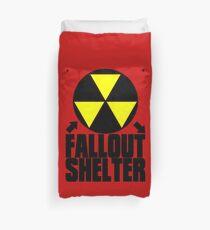 Fallout Shelter Duvet Cover