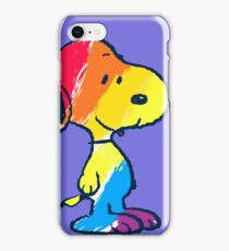 Snoopy Colorful iPhone Case/Skin