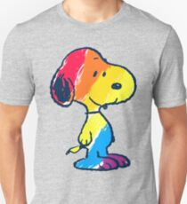 Snoopy Colorful T-Shirt