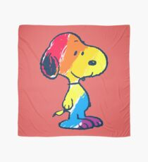 Snoopy Colorful Scarf