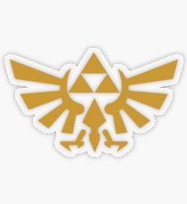 Zelda Transparenter Sticker