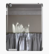 view from the mattress iPad Case/Skin