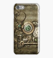 Steampunk Overload 2 iPhone Case/Skin