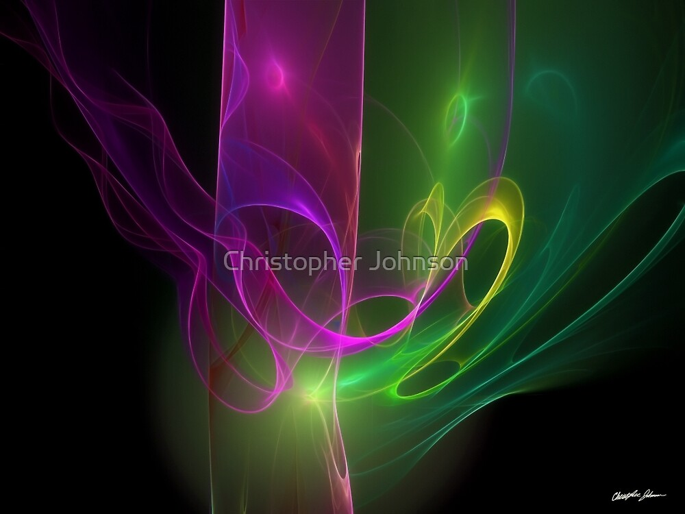 Cell Wall 3 by Christopher Johnson