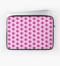 Pink Leaf ;) Laptop Sleeve