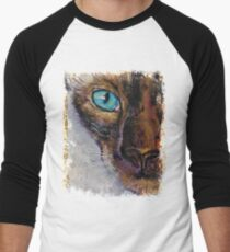 Siamese Cat Painting T-Shirt